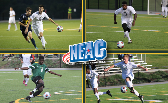 Men's Soccer Places Four on All-Conference List