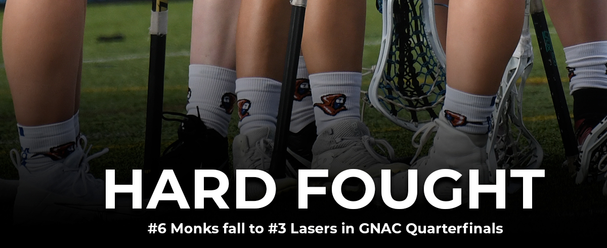#6 Monks Fall to #3 Lasers in GNAC Quarterfinals