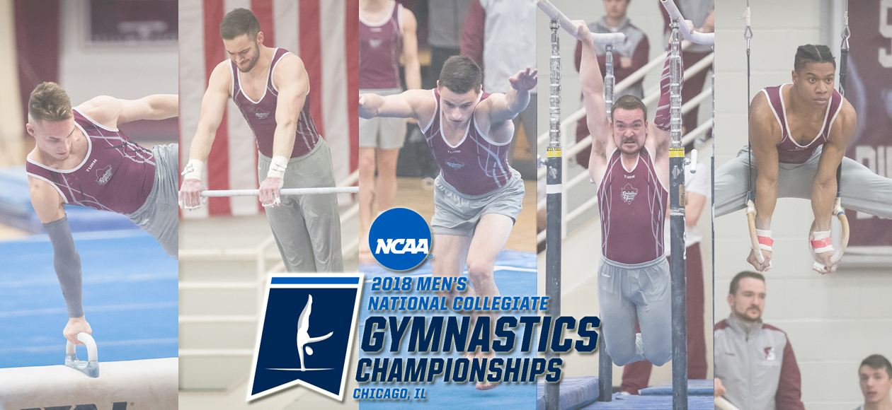 Five Gymnasts Headed to Chicago To Represent Springfield College at NCAA Championships