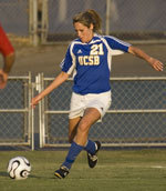 UCSB's Ives Selected Big West Women's Soccer Player of the Week
