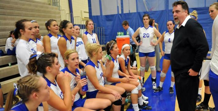 Volleyball nearly pulls out pair of wins at Linda Slagell Classic