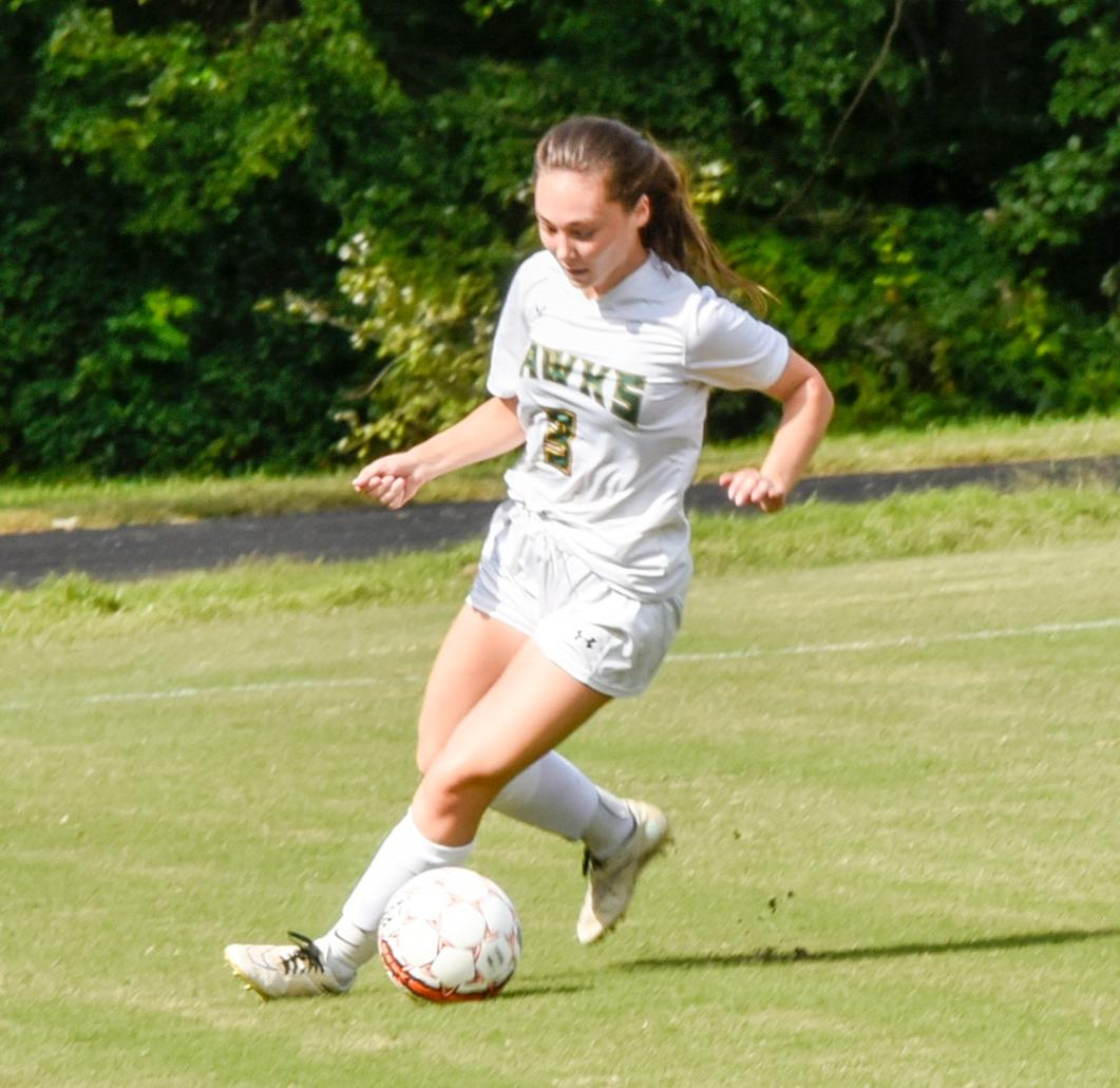 CSM's Krleigh Cohen Scored Three Goals in CSM's Win Over CCBC Catonsville