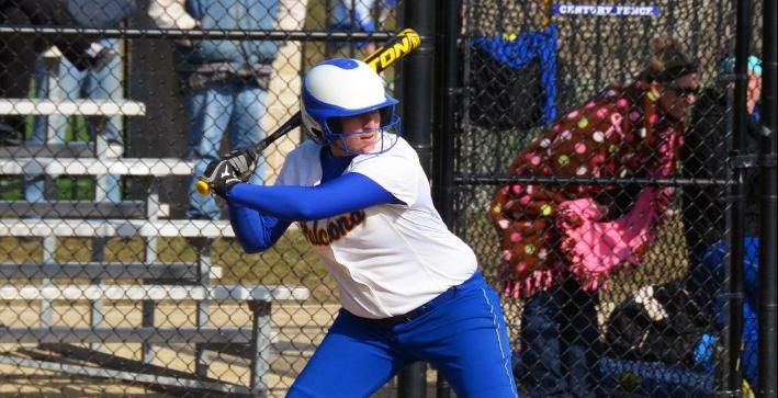 Softball opens NACC play with doubleheader sweep of Alverno