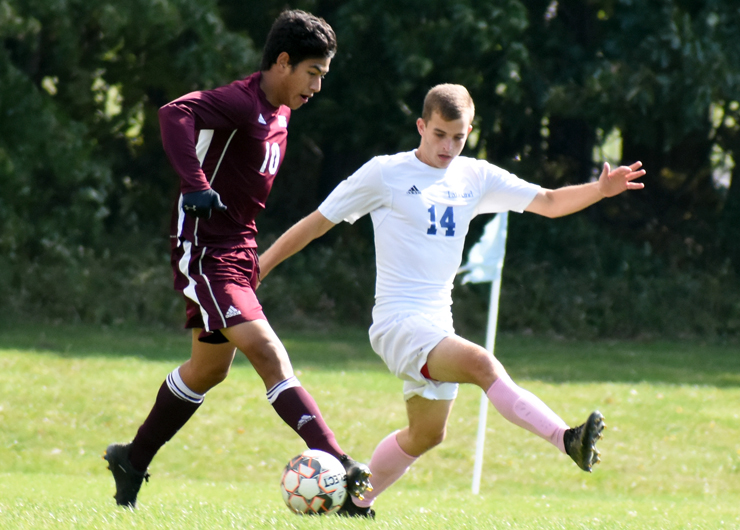 Lakers unable to hold off Jackson, 4-0