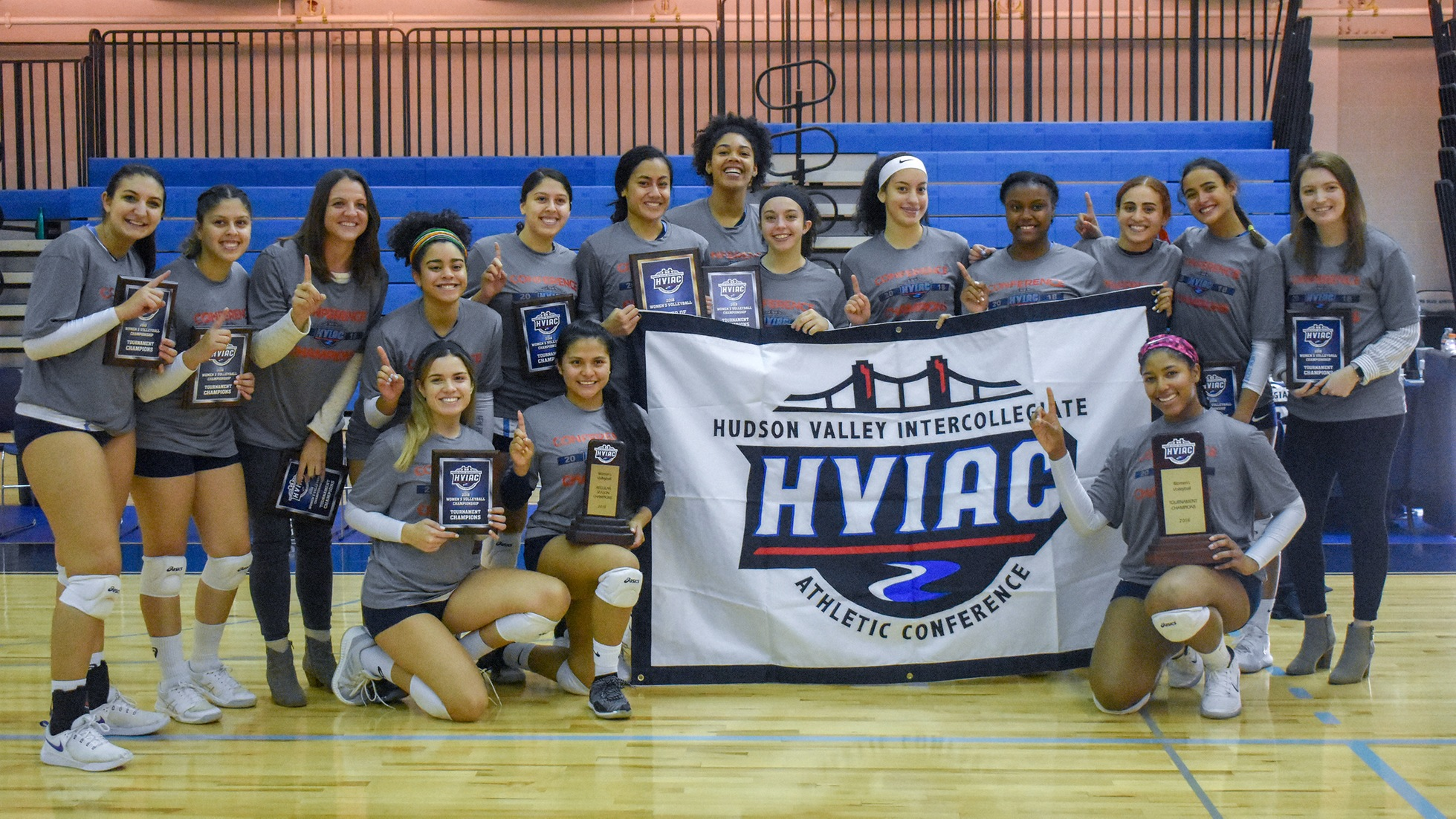 New Rochelle Claims Sixth Straight Women's Volleyball Title