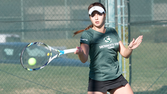 WOMEN'S TENNIS COMES UP JUST SHORT AT #24 WASHINGTON