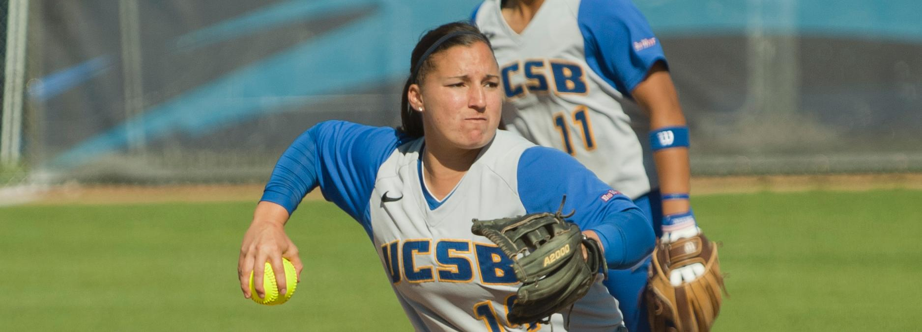 UCSB Completes Sweep of UC Davis