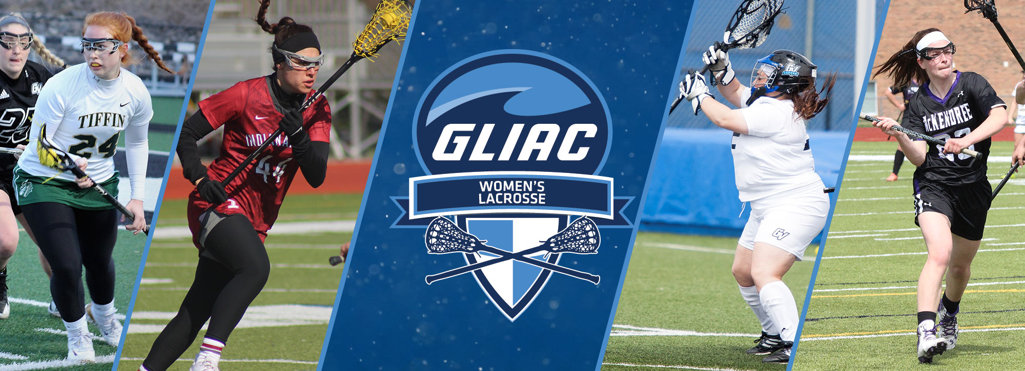 GVSU Wins Sixth Straight GLIAC Lacrosse Title; Tournament Field Announced