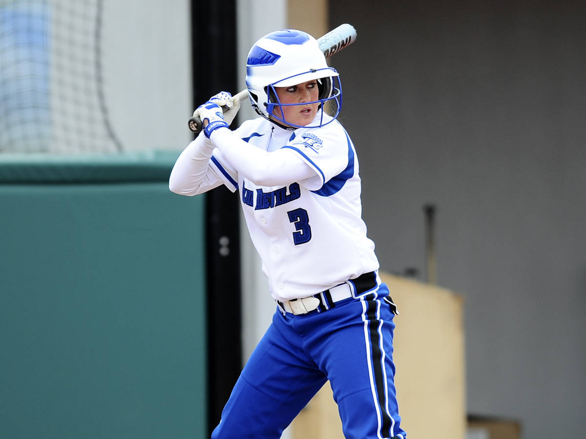 Softball Splits with Robert Morris
