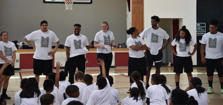 Former Player Messick Giving Back Through Hoops