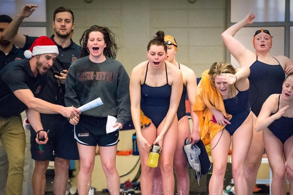 Eagles wrap up second annual intrasquad meet on Friday