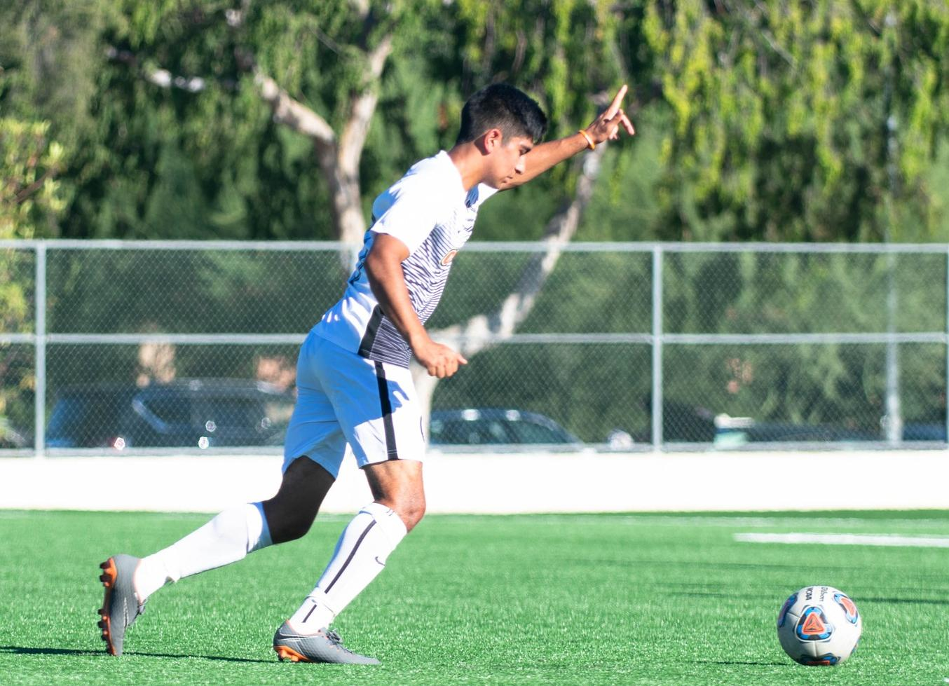 Men's Soccer Flashes Upside in Overtime Defeat