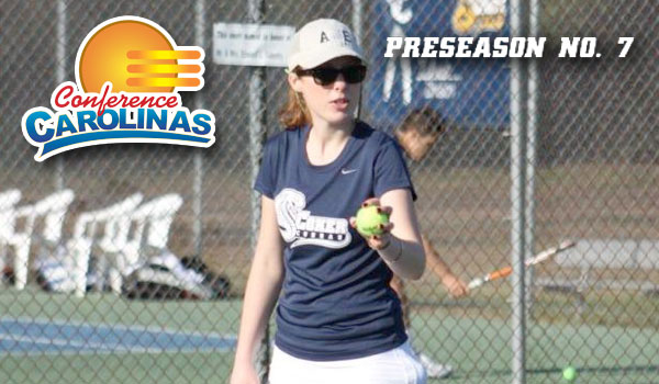 Women's Tennis Picked Seventh in Conference Poll