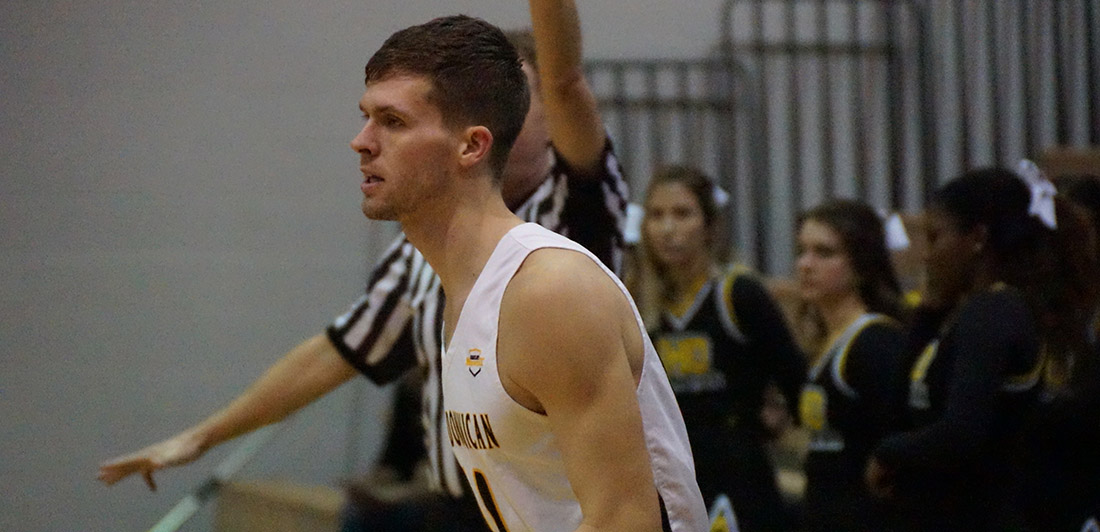 Men's Basketball Wraps Up Regular Season With Home Games Against Alderson Broaddus, Davis & Elkins
