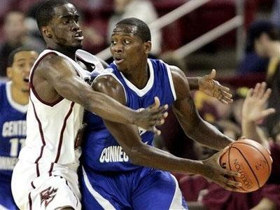 Horton Scores 21 Points in Season-Opening Loss at Boston College