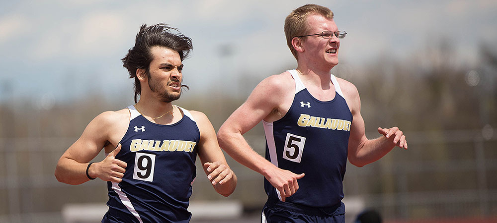Gallaudet track and field interest meeting set for Tuesday, Sept. 30
