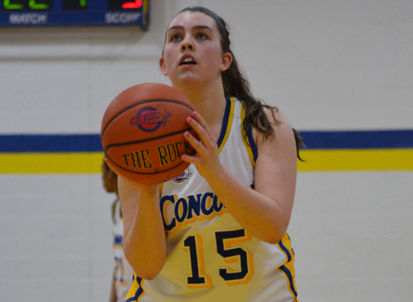 Concordia Defeated at Home, 71-51, against Dominican