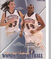 2007-08 Women's Basketball Media Guide Cover