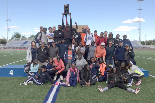 South Plains wins 11th straight Men's Track National Championship