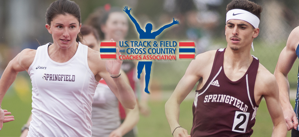 Men's and Women's Track and Field Earn USTFCCCA All-Academic Team Awards; Four Recognized Individually