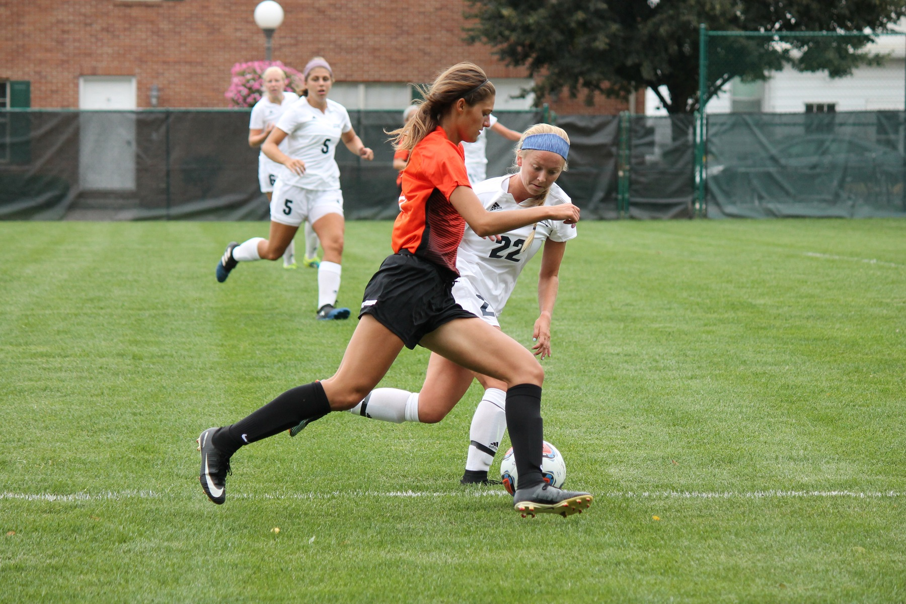 Oilers Fall in First Ever Great Midwest Athletic Conference Contest
