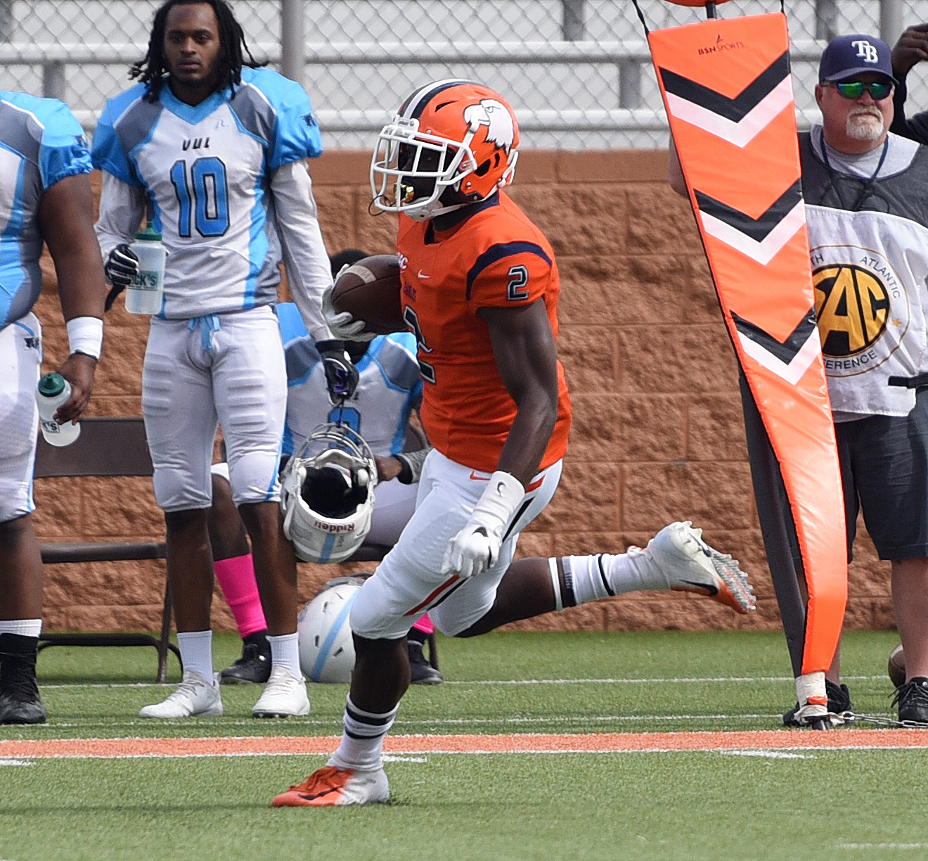 Carson-Newman football unveils 2018 top plays