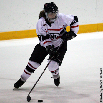 D3hockey.com Names Michelle Greeneway All-Region and All-American