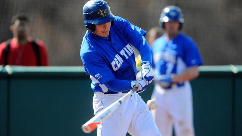 Baseball Tops Bryant 3-1 on Sunday