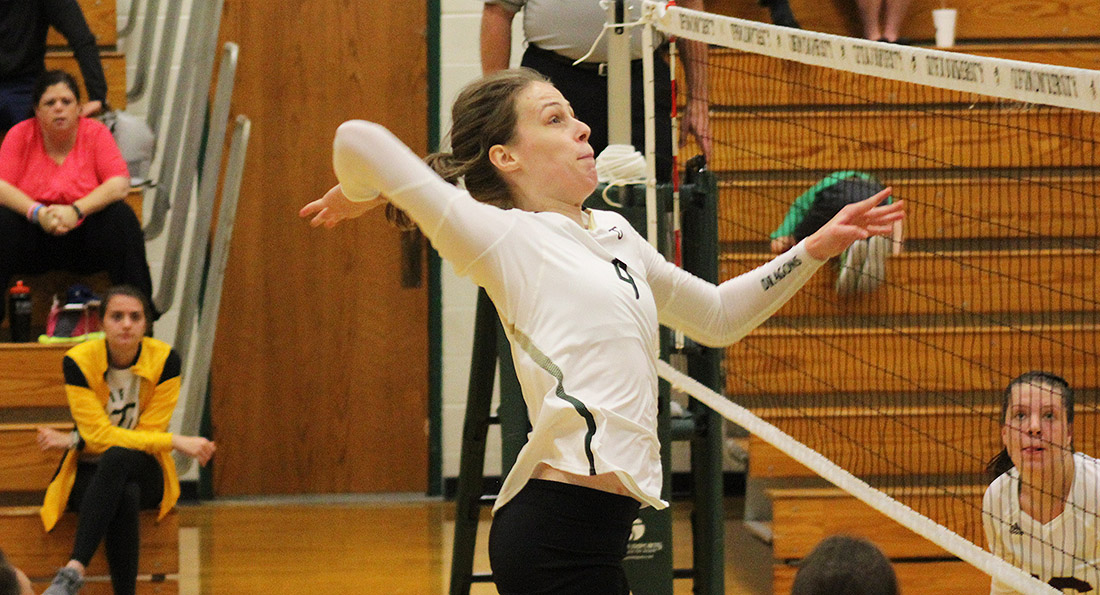 Dragons Keep Rolling, Sweep Walsh