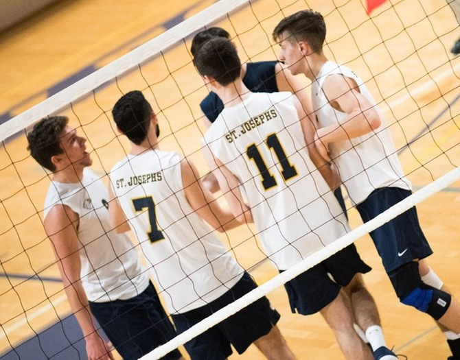 Men's Volleyball to Host Mount St. Vincent in Skyline Final on Saturday