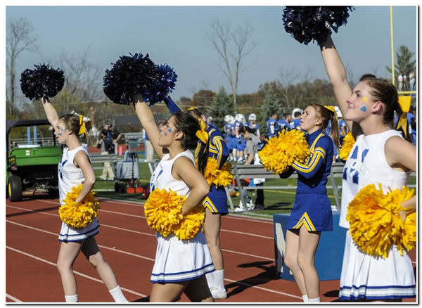 Mount cheerleading program to hosts 2015 meet and greets; and open gyms