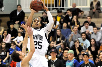 Small's 20 rallies #23 men past Framingham State, 76-73