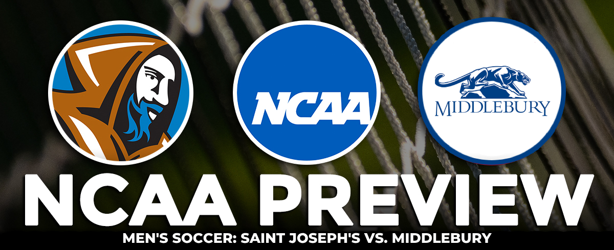 NCAA Tournament Preview: Saint Joseph's vs. Middlebury College
