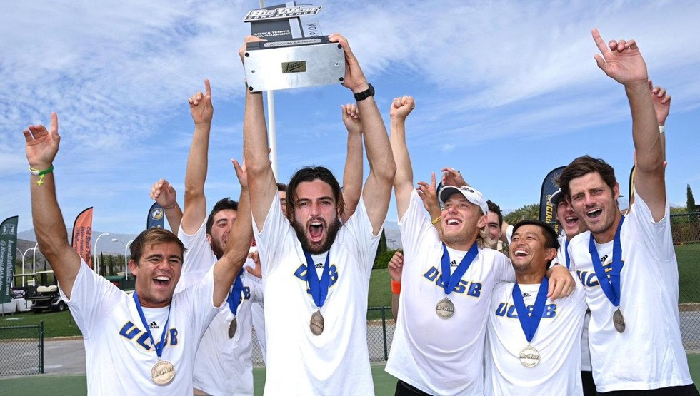 UCSB Clinches 5th Straight Big West Title, Sets Tournament Record