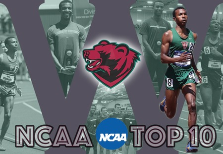 Washington University Graduate Deko Ricketts Honored as NCAA Today's Top 10 Recipient
