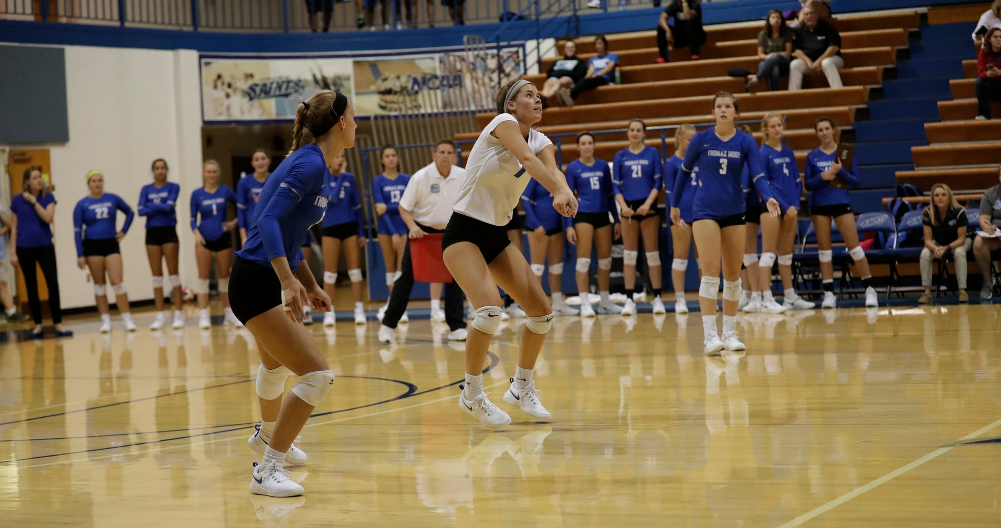No. 7 Women's Volleyball Extends Win-Streak to 8