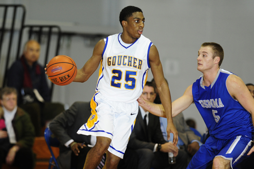 Goucher Ends Florida Swing with Loss to Seahawks