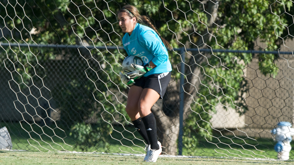 WOMEN'S SOCCER DROPS 4-0 DECISION AT CAL POLY