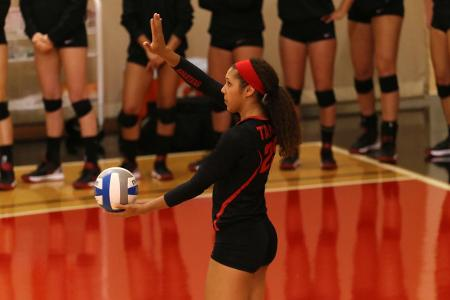 Whaley of Tampa Named DII Athlete of the Year Nominee for Volleyball