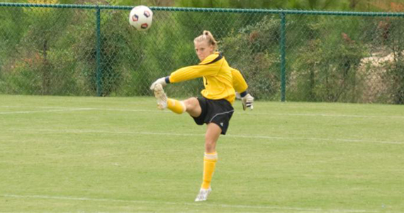Soccer Starts PBC Play -- Travels to GSW, Takes on '07 Champ Tampa at AASU