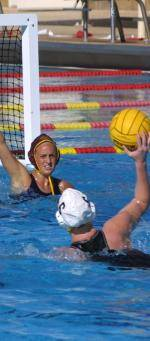 Women's Water Polo Falls to No. 7 Hawaii