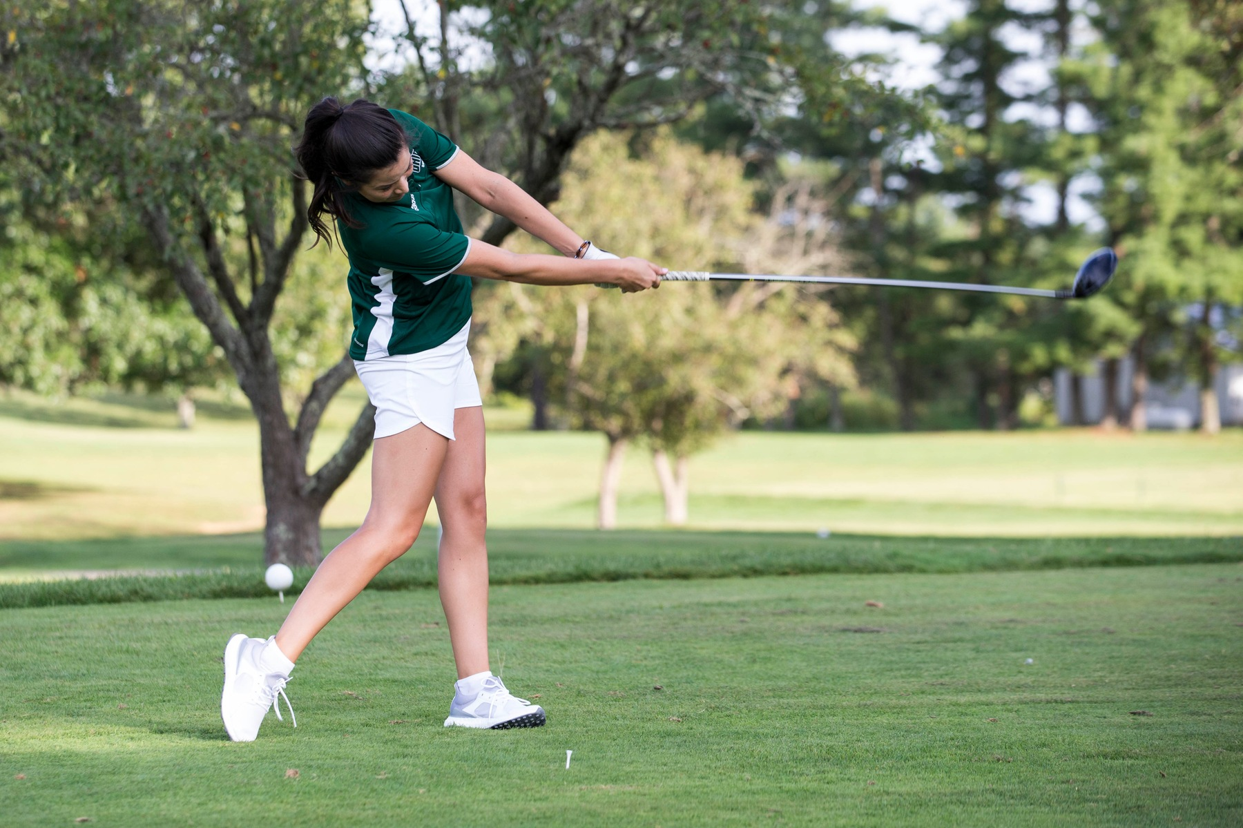 Ohio Women's Golf Wraps Up Day One at 2018 Colonel Classic
