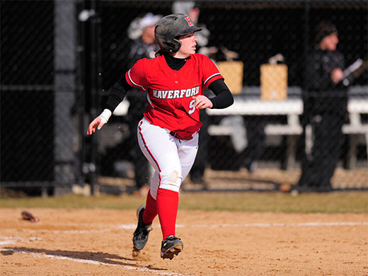 Softball starts season with 2 wins in Florida