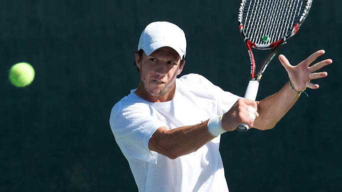 MEN'S TENNIS CONCLUDES ROAD TRIP WITH 4-3 LOSS AT NORTHERN ARIZONA
