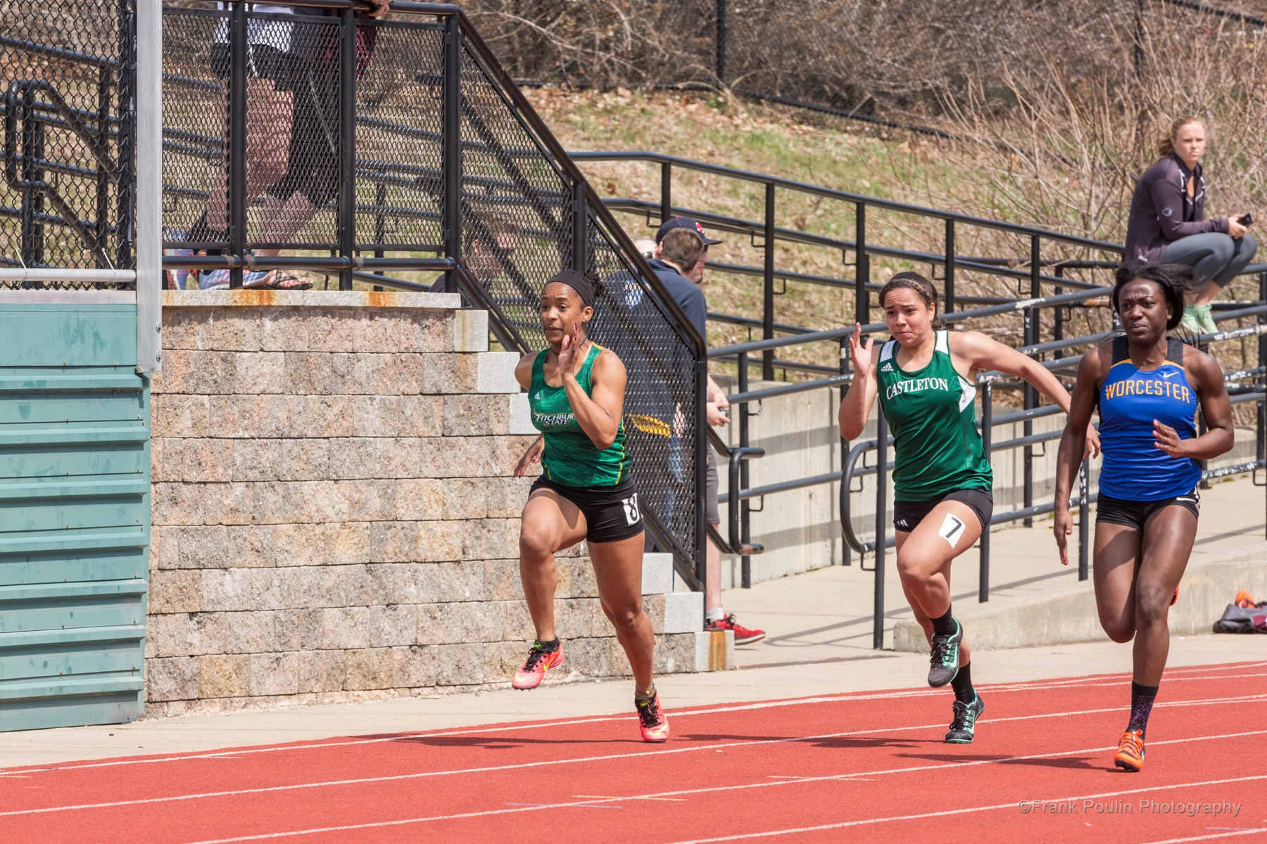Fitchburg State Competes At DIII New England Championships