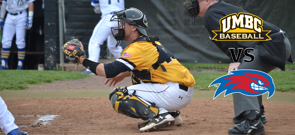 UMBC Baseball Hosts UMass Lowell in an America East Showdown This Weekend