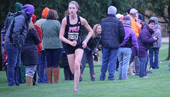 Timberlake Earns All-Region Honors at NCAA Regional to lead Womens Cross Country