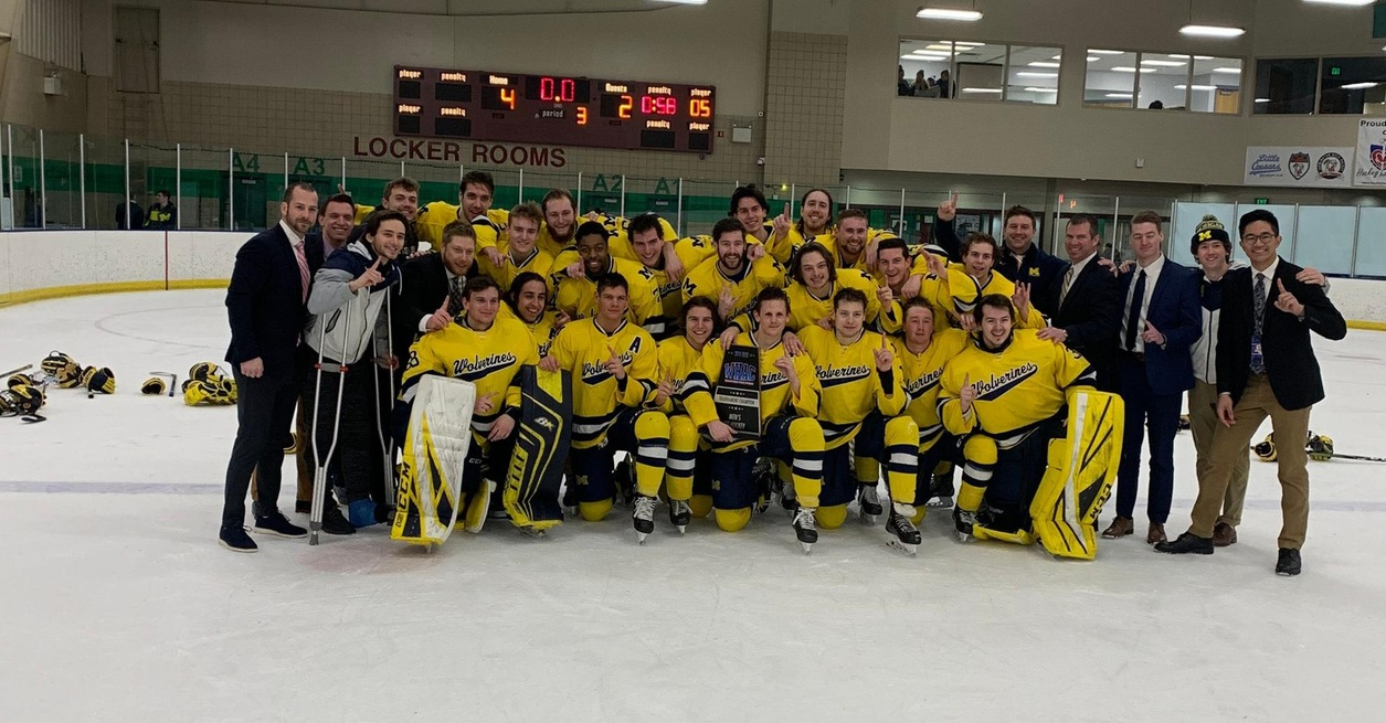 Wolverines take WHAC Tournament title with 4-2 win over Aquinas