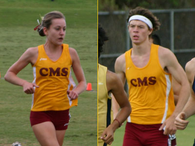 Cross Country Teams Run Well At Irvine