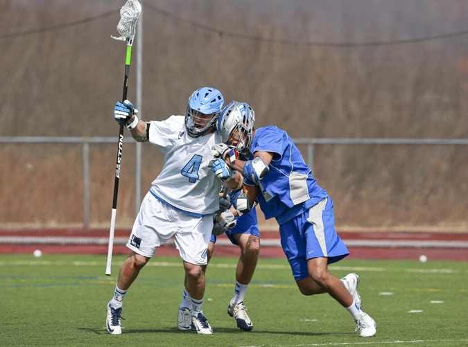 Connecticut College 9, UMass Dartmouth 2  Hegarty, Messina Shine in Third Straight Win for Camels
